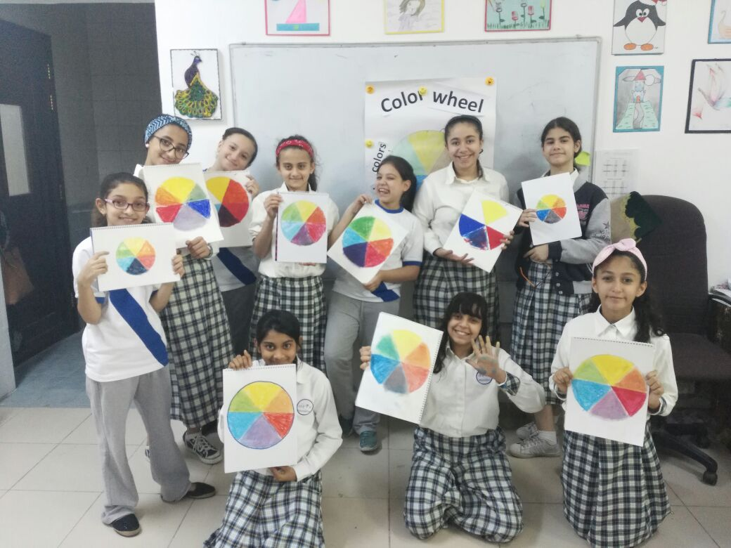 Art Period Grades 4 to 8