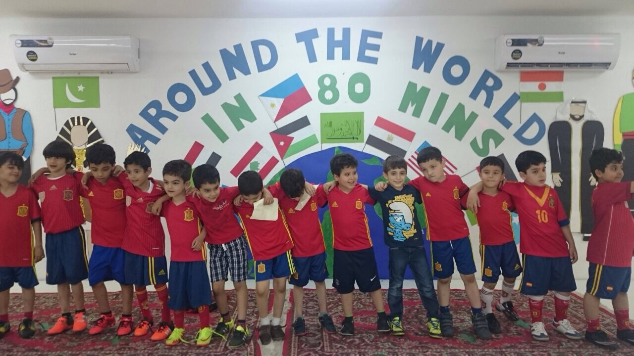 International Day  Grades 1_3 Boys Section